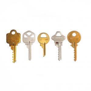 Individual Bump Keys